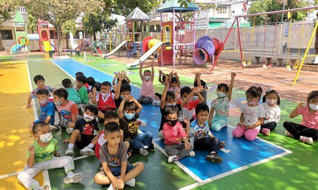 กิจกรรม Happy Learning Day ระดับชั้นอนุบาล 2