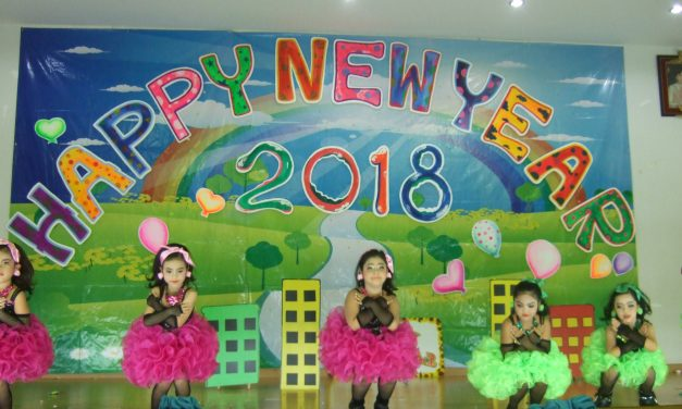 กิจกรรมสังสรรค์วันขึ้นปีใหม่ 2018