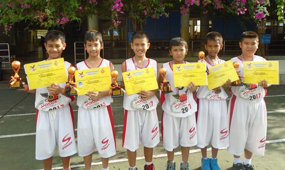 การแข่งขันบาสเกตบอลนักเรียน สพฐ-สปอนเซอร์  เฉลิมพระเกียรติ สมเด็จพระนางเจ้าสิริกิตติ์ พระบรมราชินีนาถ